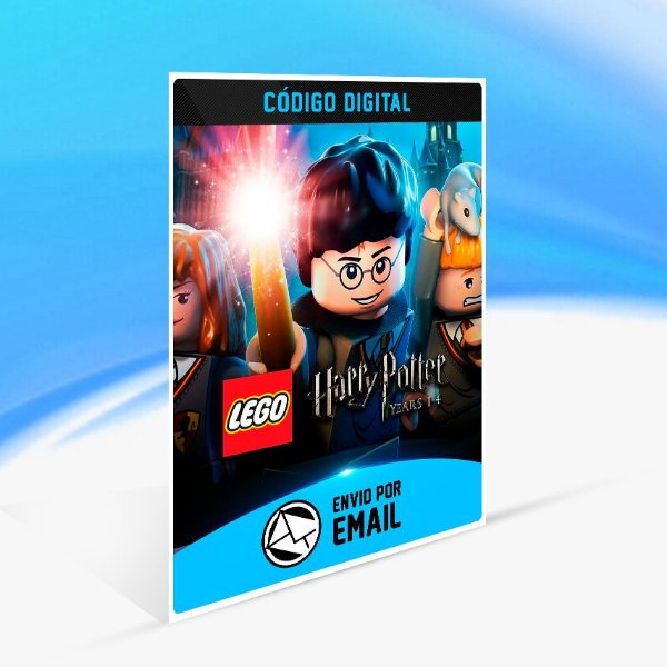 LEGO Harry Potter: Years 1-4 - STEAM