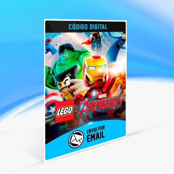 LEGO Marvel´s Avengers para PC - Steam
