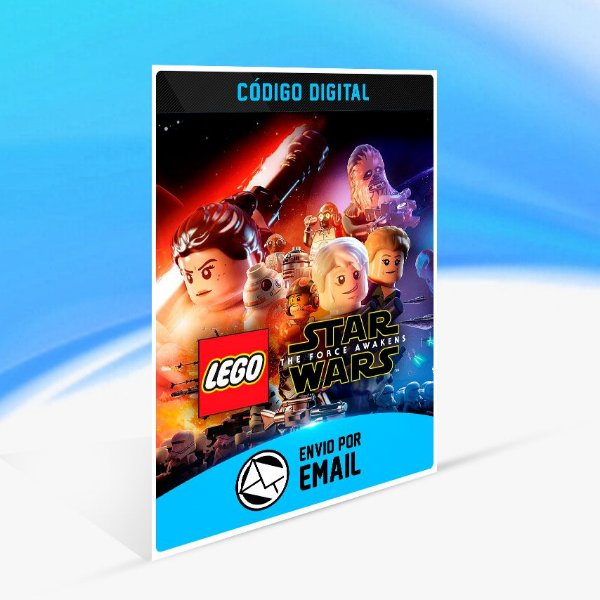 LEGO Star Wars: The Force Awakens para PC - Steam