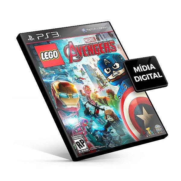 Lego Marvel's Avengers - PS3 Mídia Digital