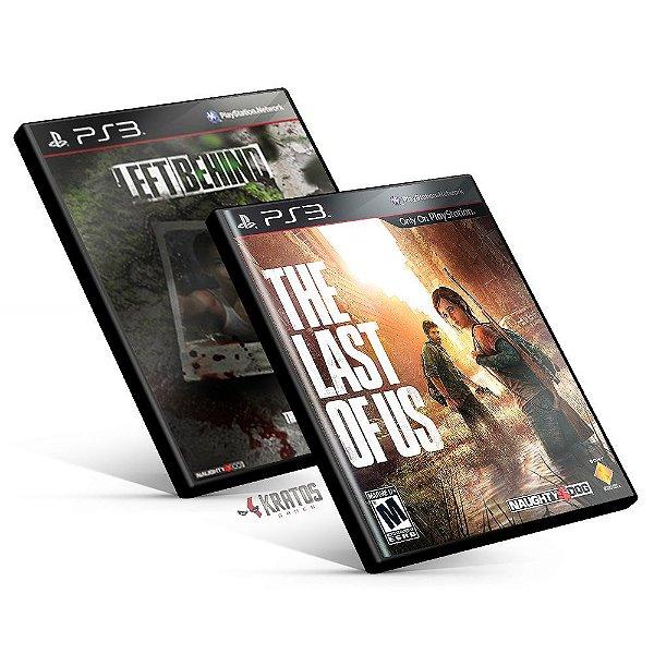 The Last Of Us com DLC Left Behind - PS3 Mídia Digital