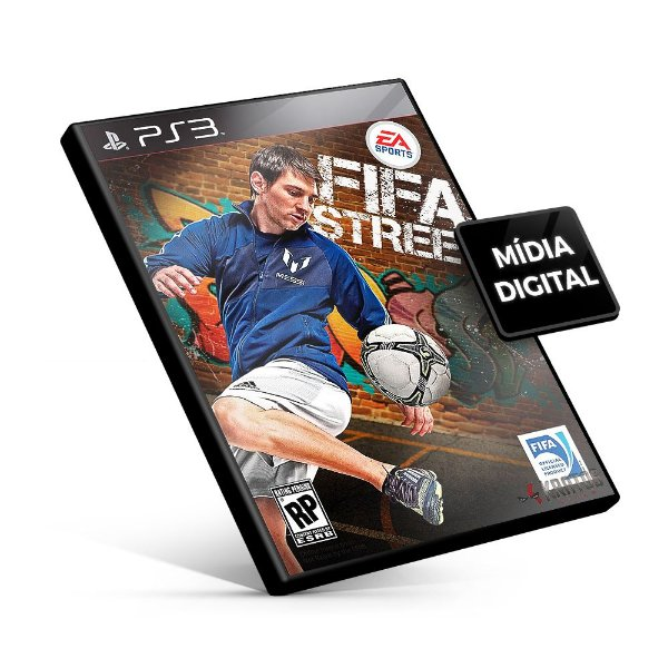 Fifa Street - PS3 Mídia Digital