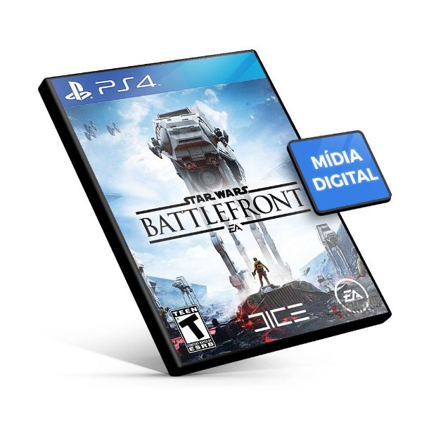 Star Wars™ Battlefront - PS4 Mídia Digital