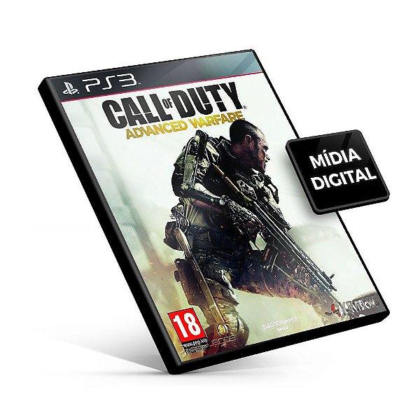 Call Of Duty Advanced Warfare - PS3 Mídia Digital