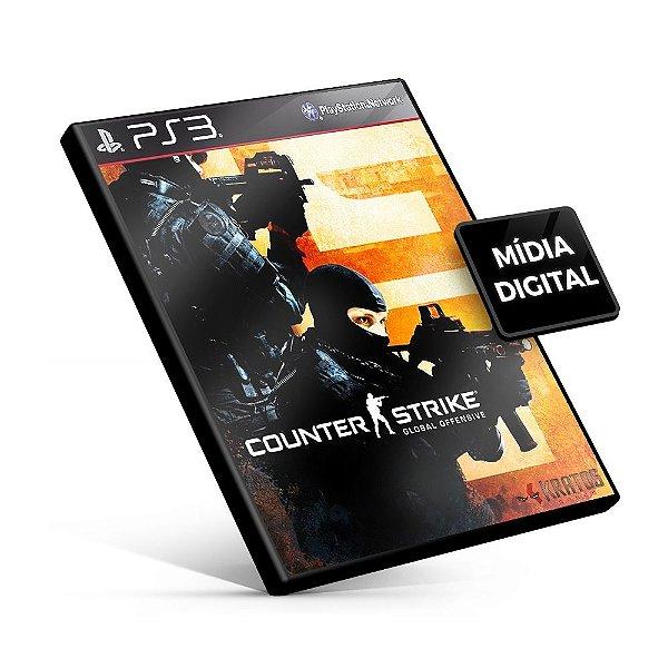 Counter-Strike: Global Offensive - PS3 Mídia Digital