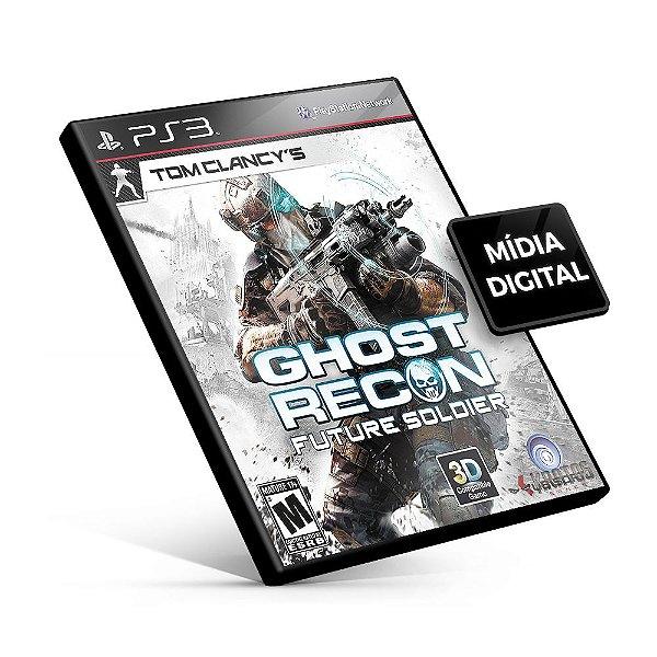 Tom Clancy's Ghost Recon: Future Soldier - PS3 Mídia Digital