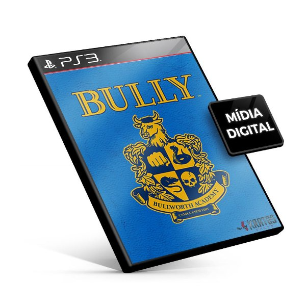 Bully - PS3 Mídia Digital