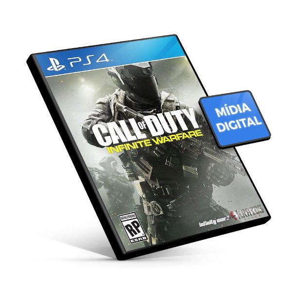 Call of Duty®: Infinite Warfare - PS4 Mídia Digital