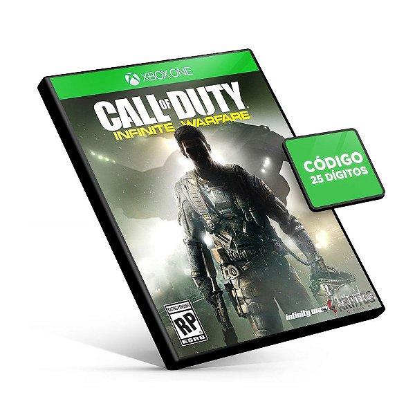 Call of Duty®: Infinite Warfare - Xbox One - Código 25 Dígitos