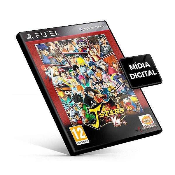 J-STARS Victory VS+ - PS3 Mídia Digital