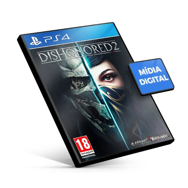 Dishonored 2 - PS4 Mídia Digital