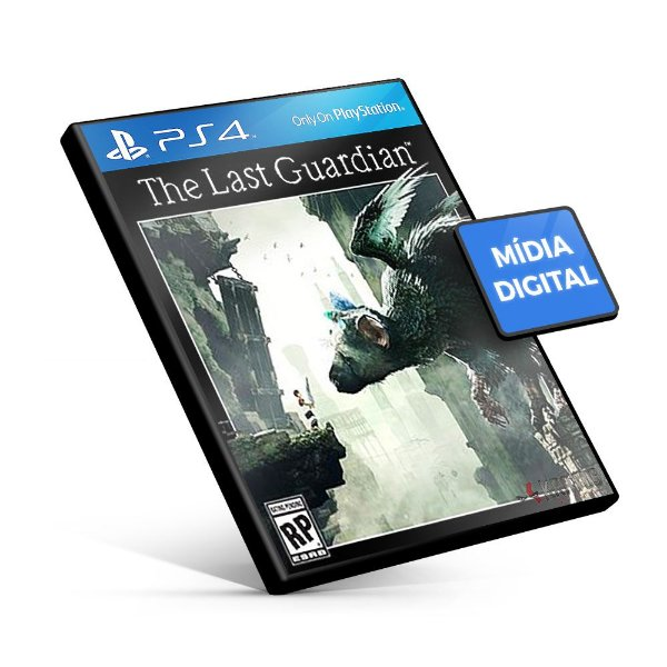 The Last Guardian - PS4 Mídia Digital