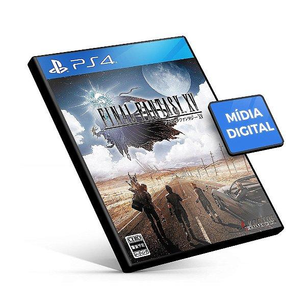 Final Fantasy XV - PS4 Mídia Digital