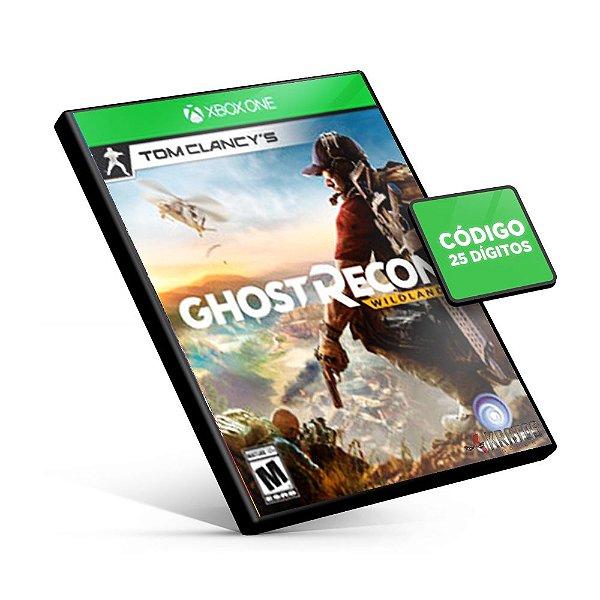 Tom Clancy's Ghost Recon Wildlands - Xbox One - Código 25 Dígitos