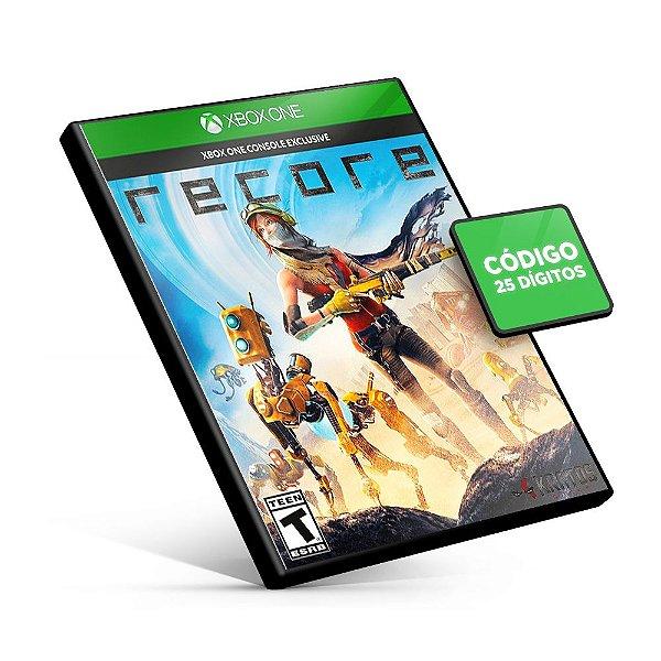Recore - Xbox One - Código 25 Dígitos