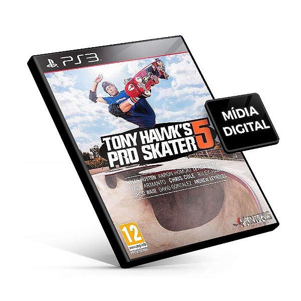 Tony Hawk's Pro Skater 5 - PS3 Mídia Digital