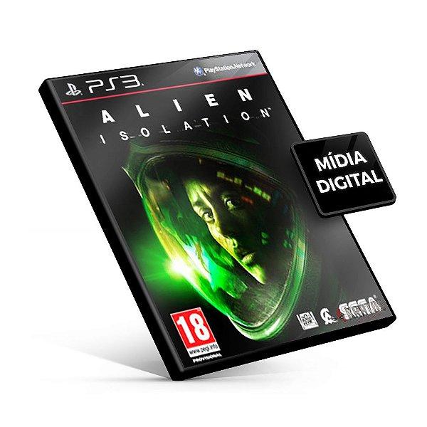 Alien: Isolation - PS3 Mídia Digital