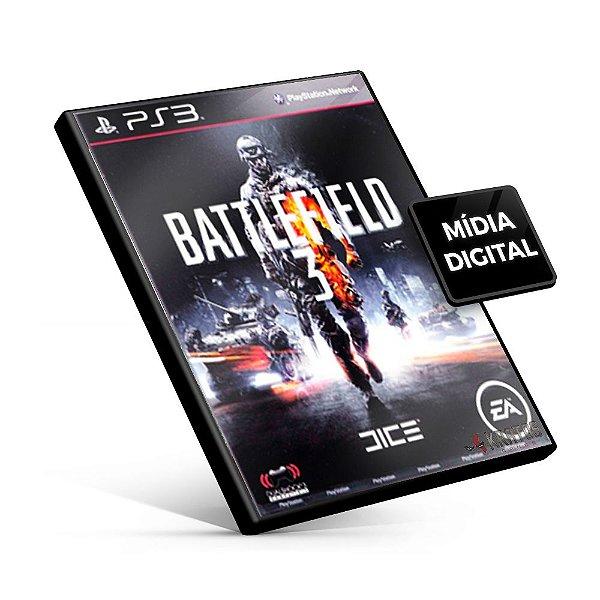 Battlefield 3 - PS3 Mídia Digital