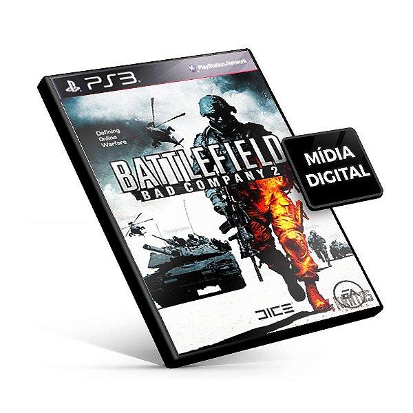 Battlefield Bad Company 2 - PS3 Mídia Digital
