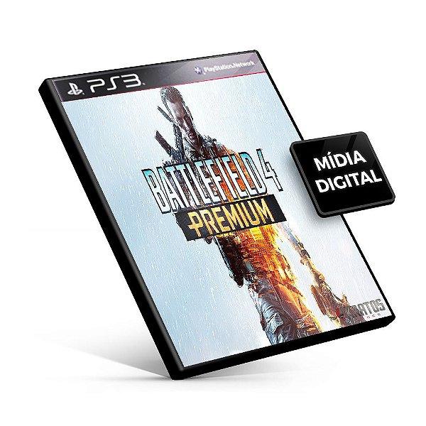 Battlefield 4 Premium Edition - PS3 Mídia Digital