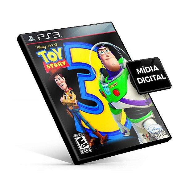 Toy Story 3 - PS3 Mídia Digital