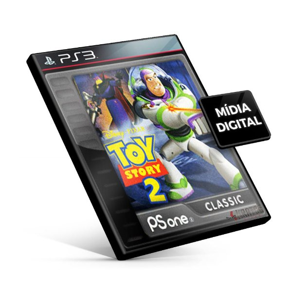 Toy Story 2 - PS3 Mídia Digital