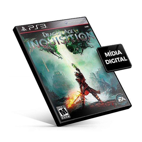 Dragon Age Inquisition - PS3 Mídia Digital