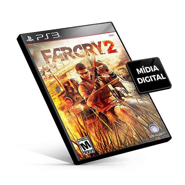 Far Cry 2 - PS3 Mídia Digital