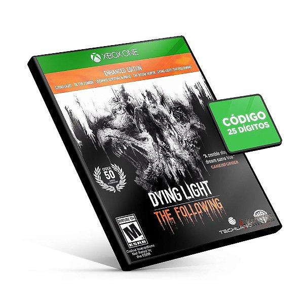 Dying Light: The Following - Edição Aprimorada - Xbox One - Código 25 Dígitos