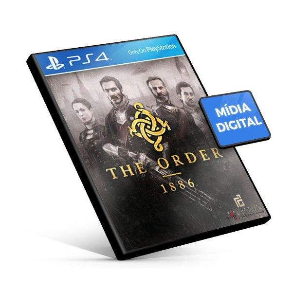 The Order: 1886 - PS4 Mídia Digital