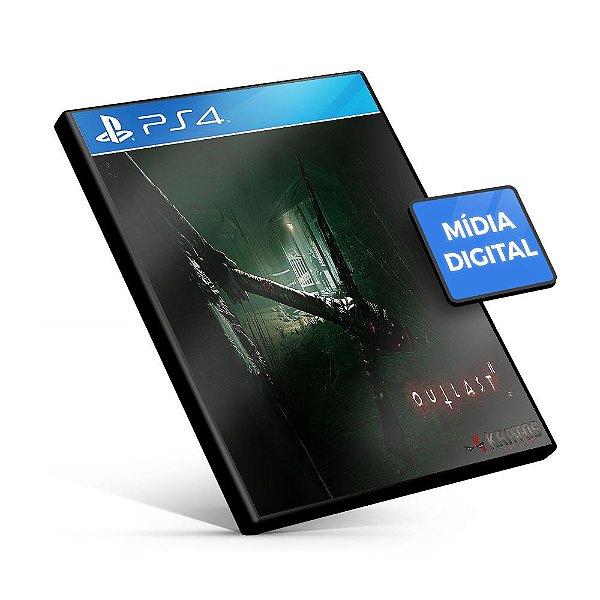 Outlast 2 - PS4 Mídia Digital