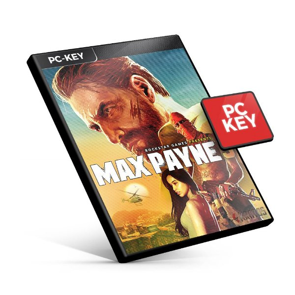 Max Payne 3 - PC KEY