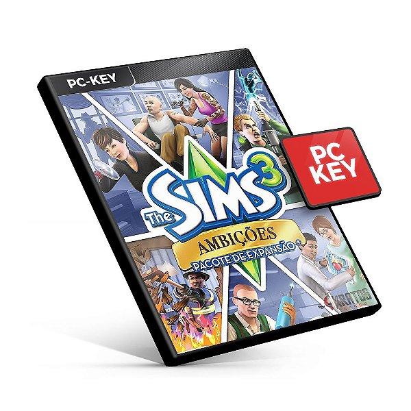 The Sims 3 Ambições Pacote de Expansão - PC KEY