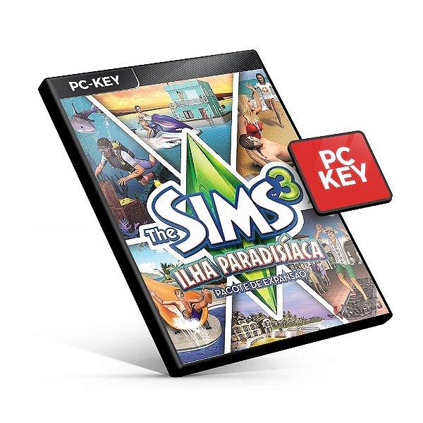 The Sims 3 Ilha Paradisiaca Pacote de Expansão - PC KEY