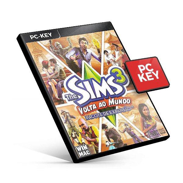 The Sims 3 Volta ao Mundo Pacote de Expansão - PC KEY