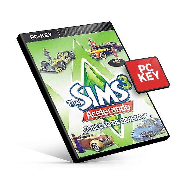 The Sims 3 Acelerando Coleção de Objetos - PC KEY