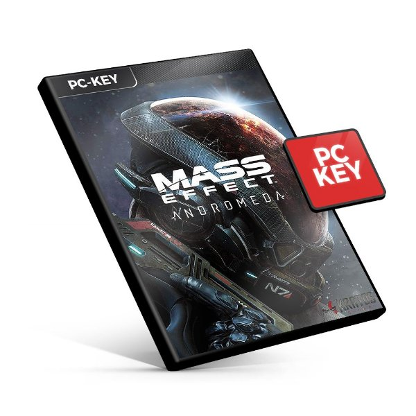Mass Effect Andromeda - PC KEY