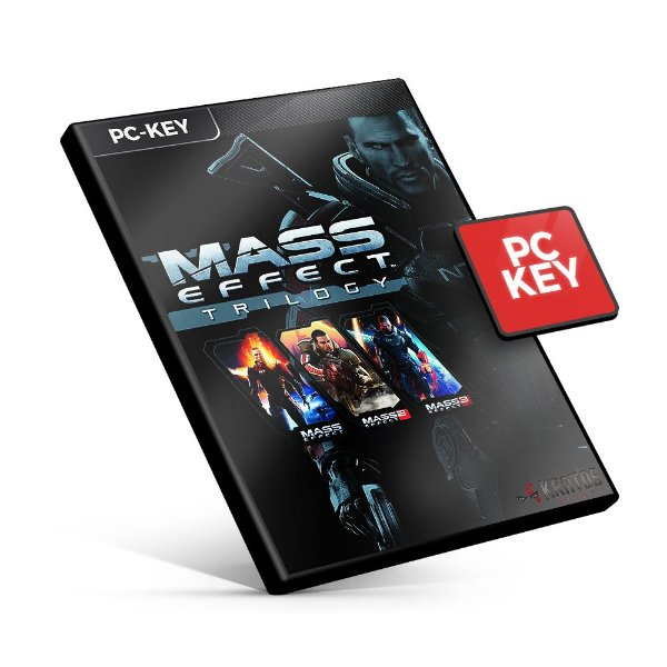 Mass Effect Trilogia - PC KEY