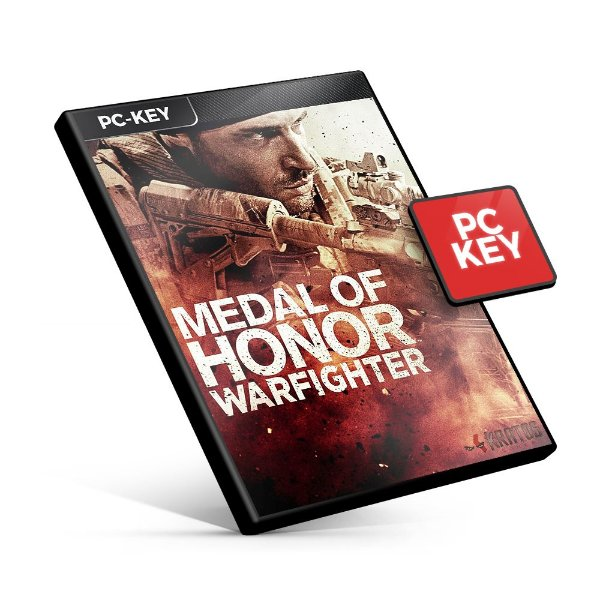 Medal of Honor Warfighter - PC KEY