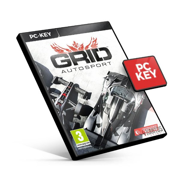 GRID Autosport - PC KEY