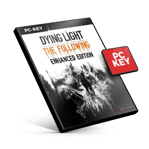 Dying Light: The Following - Enhanced Edition - PC KEY