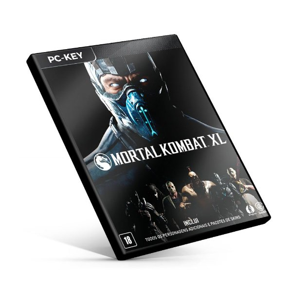 Mortal Kombat XL - PC KEY