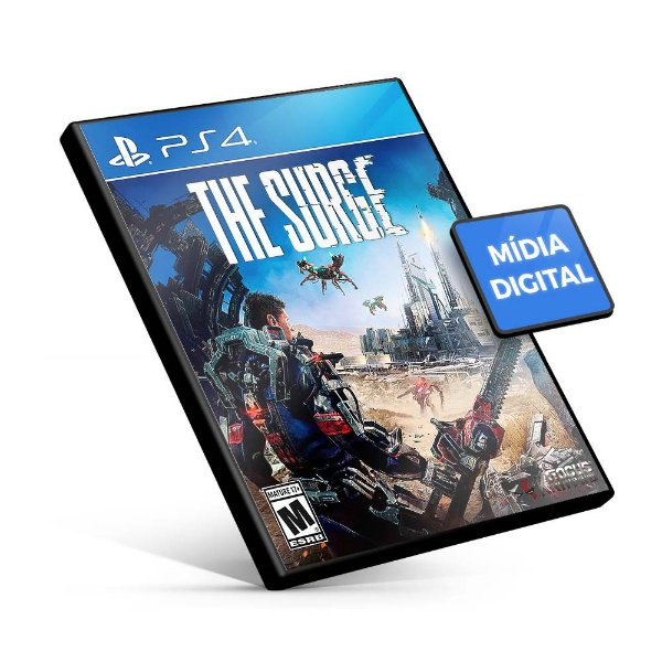 The Surge - PS4 Mídia Digital