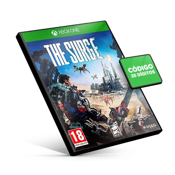 The Surge - Xbox One - Código 25 Dígitos