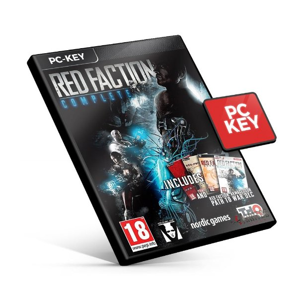 Red Faction Collection - PC KEY