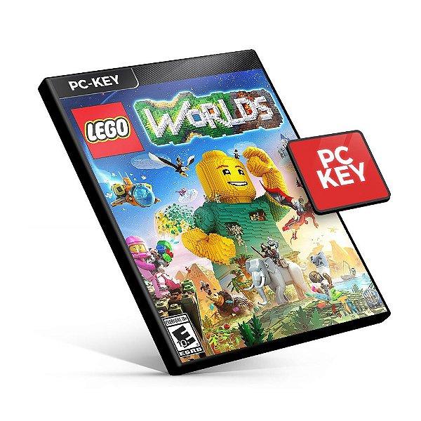 Lego Worlds - PC KEY