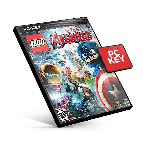 LEGO MARVEL's Avengers - PC KEY