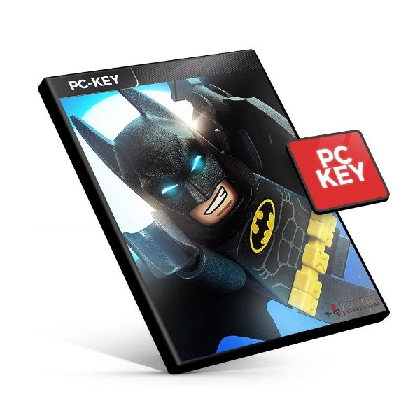 LEGO Batman Trilogy - PC KEY