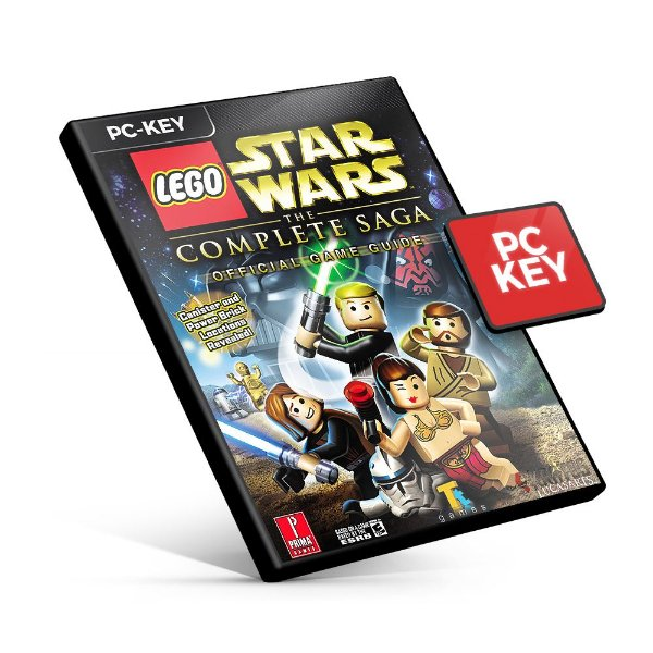 LEGO Star Wars - The Complete Saga - PC KEY