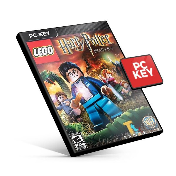 LEGO Harry Potter: Years 5-7 - PC KEY